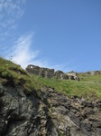 SX07125 Castle wall on Tintagel Castle island.jpg